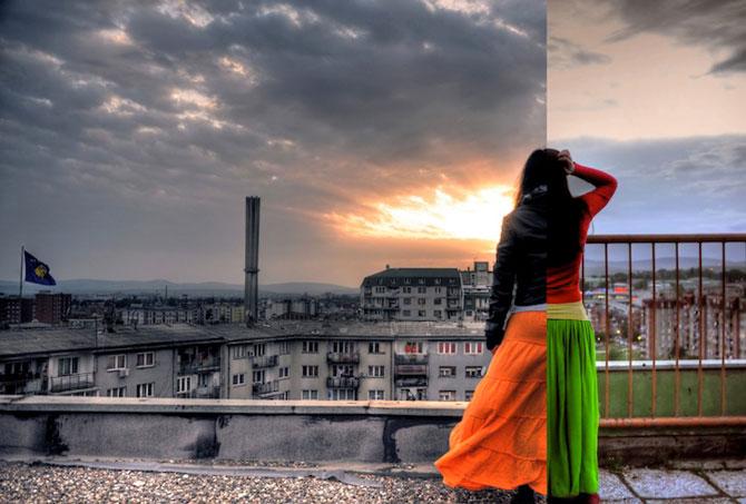 Blerta Zabergja e Alice in Kosovo, la inaltime - Poza 8