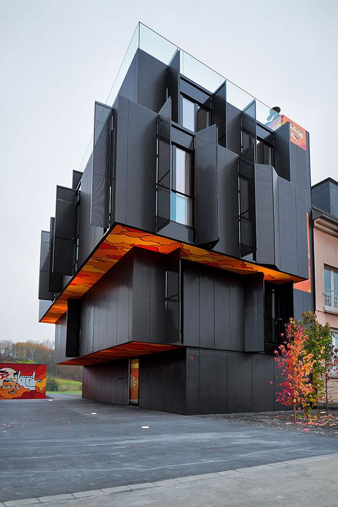 La bloc, Luxemburg-style, cu Metaform - Poza 1