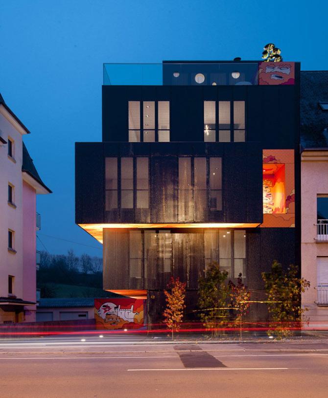 La bloc, Luxemburg-style, cu Metaform - Poza 3