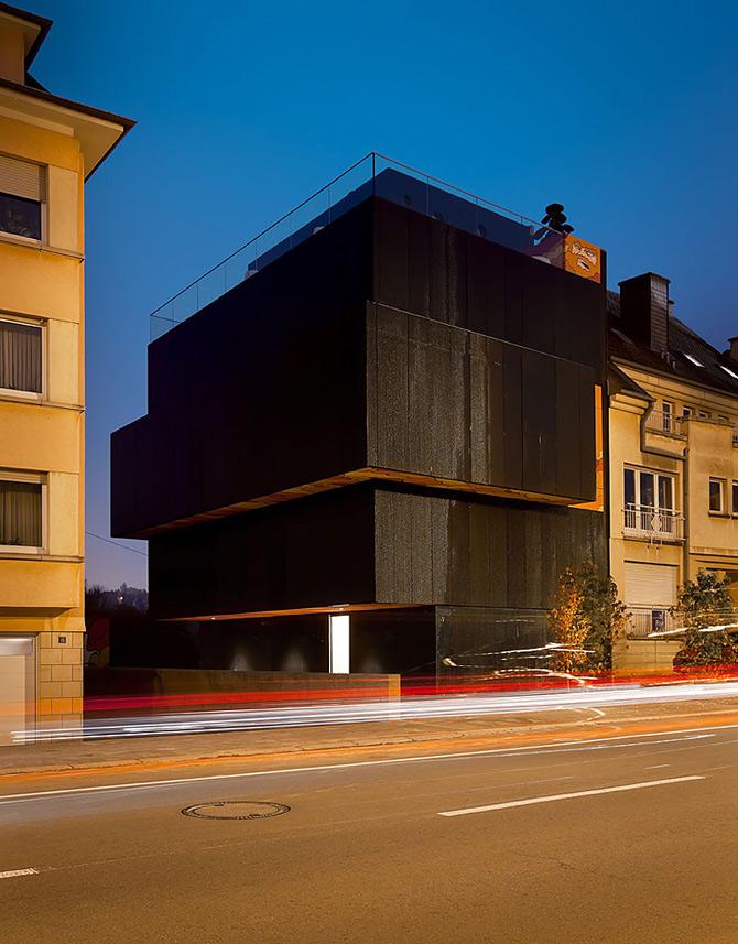La bloc, Luxemburg-style, cu Metaform - Poza 4