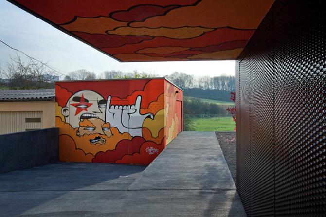 La bloc, Luxemburg-style, cu Metaform - Poza 7