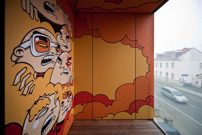 La bloc, Luxemburg-style, cu Metaform - Poza 19