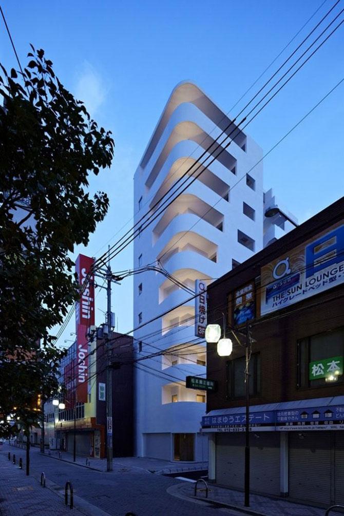 Cladirea in trepte din Osaka - Poza 2