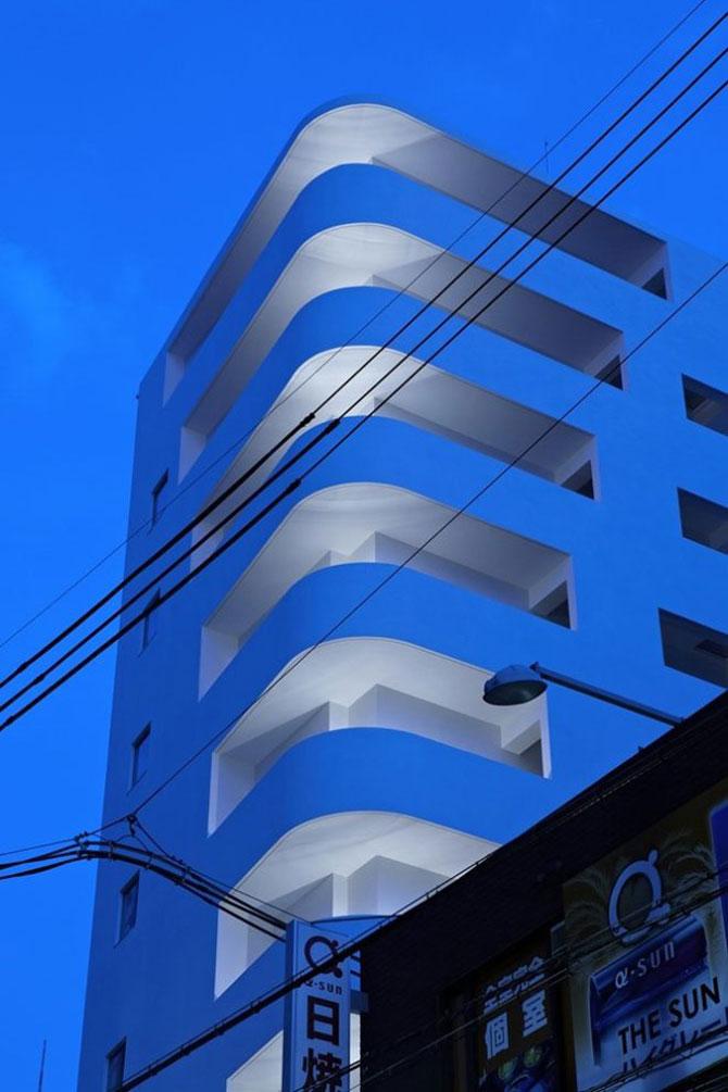 Cladirea in trepte din Osaka - Poza 3