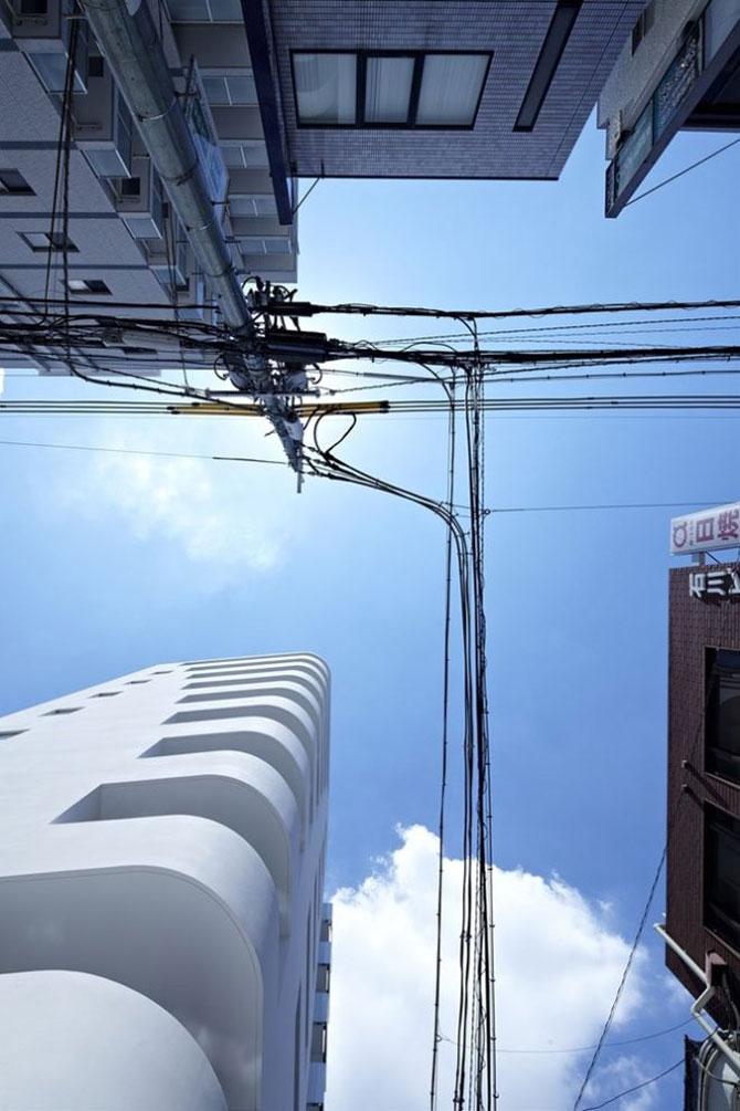 Cladirea in trepte din Osaka - Poza 5