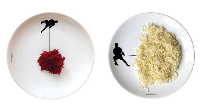 Farfurii pentru legume sportive, de Boguslaw Sliwinski - Poza 7