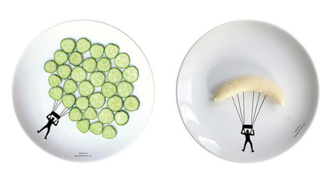 Farfurii pentru legume sportive, de Boguslaw Sliwinski - Poza 9
