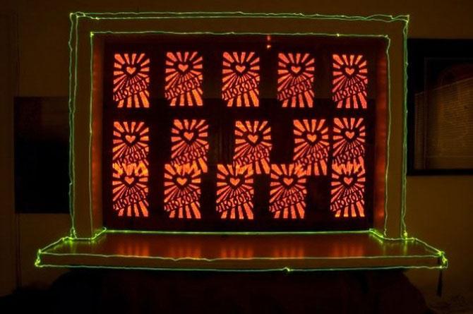 Brian Matthew Hart picteaza cu lumina - Poza 2