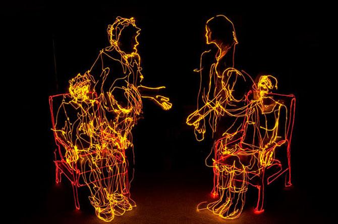Brian Matthew Hart picteaza cu lumina - Poza 9