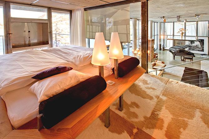 Cabana din Alpi ca un penthouse in Manhattan - Poza 7