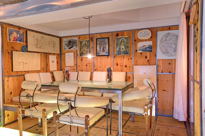 Cabana din Alpi ca un penthouse in Manhattan - Poza 9