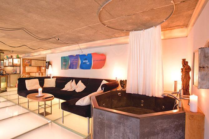 Cabana din Alpi ca un penthouse in Manhattan - Poza 10