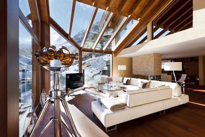 La 6 stele, in Alpii elvetieni - Poza 7