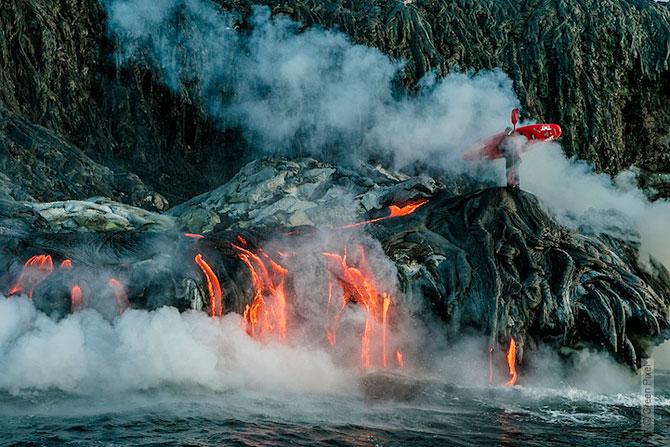 Cu caiacul prin vulcan - Poza 10