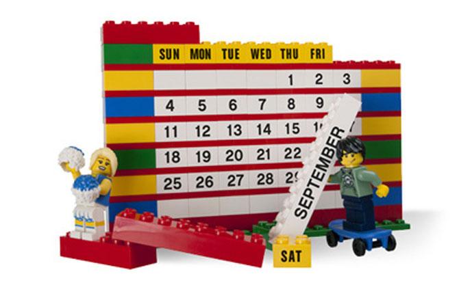 Calendare creative pentru 2012