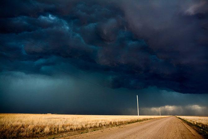 33 de poze extraordinare cu nori - Poza 7