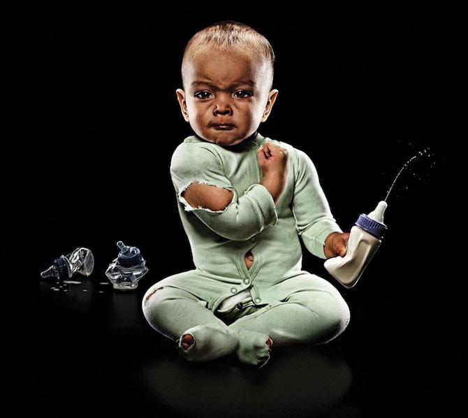 Campanie cu bebelusi puternici, pentru sarcini sanatoase - Poza 1