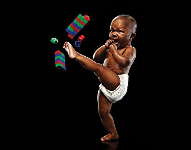 Campanie cu bebelusi puternici, pentru sarcini sanatoase - Poza 2