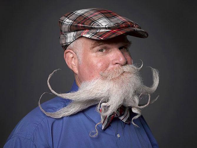 Cele mai creative barbi si mustati din SUA - Poza 2