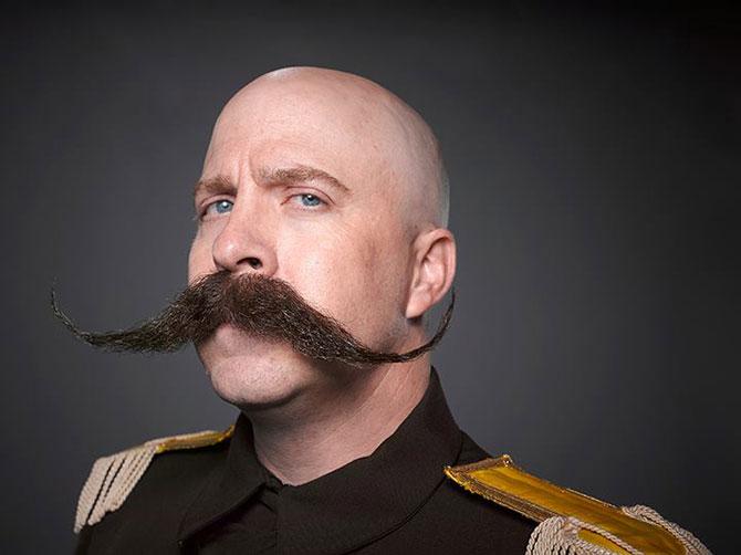 Cele mai creative barbi si mustati din SUA - Poza 3