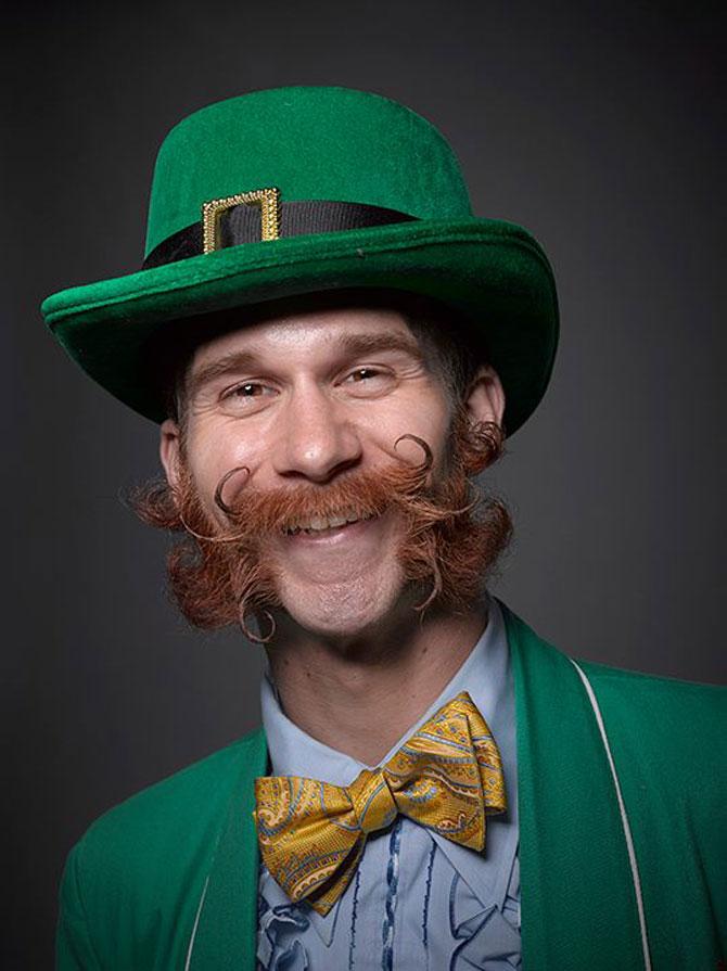 Cele mai creative barbi si mustati din SUA - Poza 5
