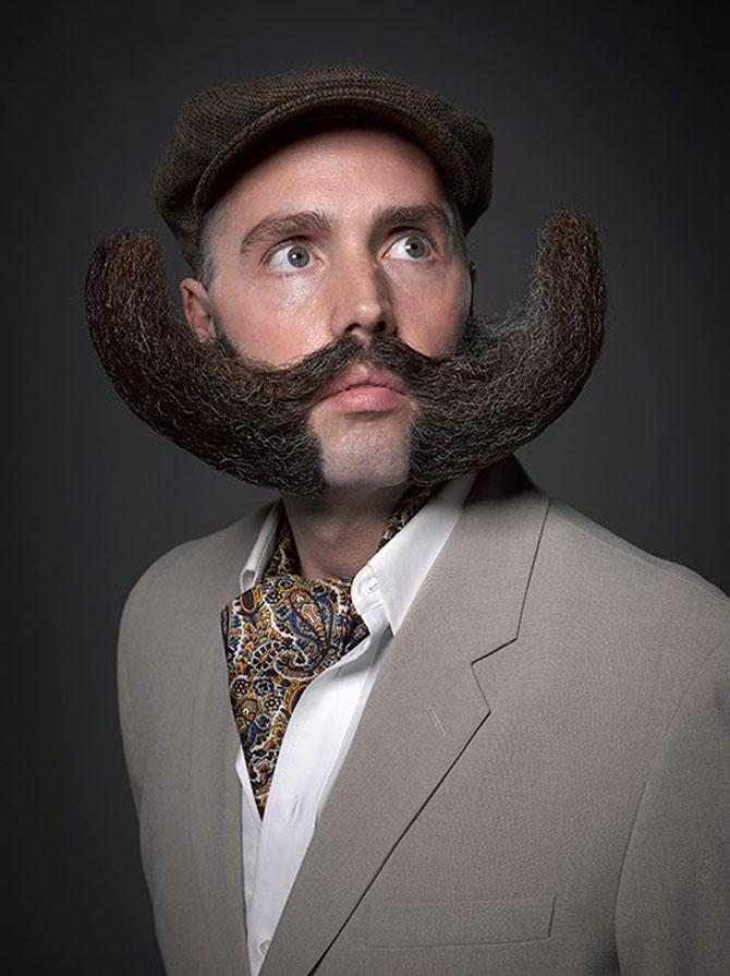 Cele mai creative barbi si mustati din SUA - Poza 7