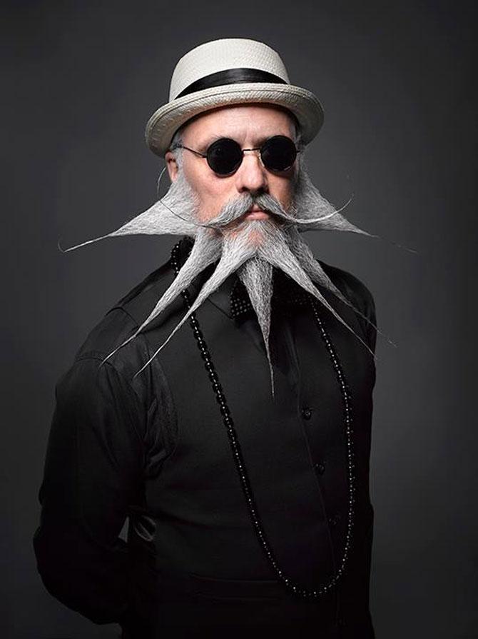 Cele mai creative barbi si mustati din SUA - Poza 8