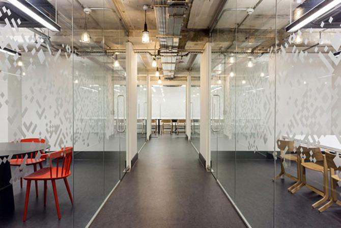 La joaca, la cursuri, la Campusul Google din Londra - Poza 10