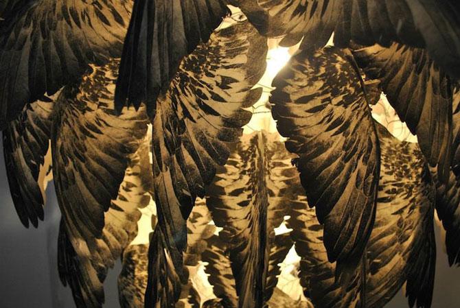 Candelabrul din pene de porumbel, de Lauren Charlton - Poza 3