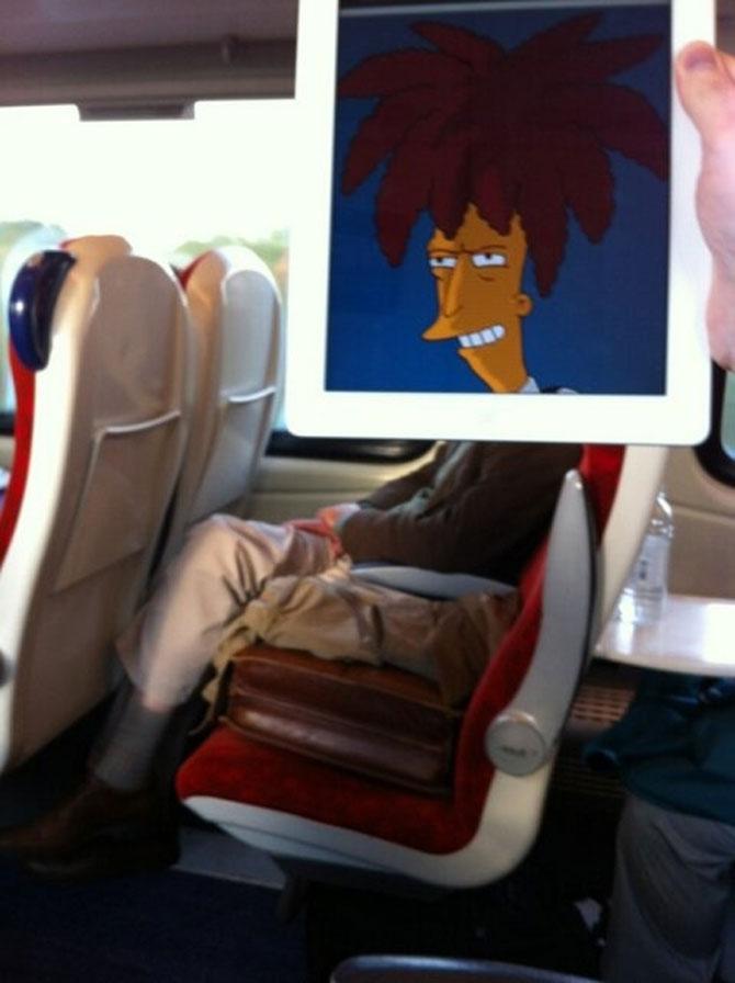 Caricaturi la metrou, de October Jones - Poza 4