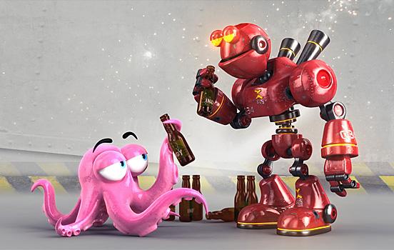 Design grafic 3D uimitor - Poza 13