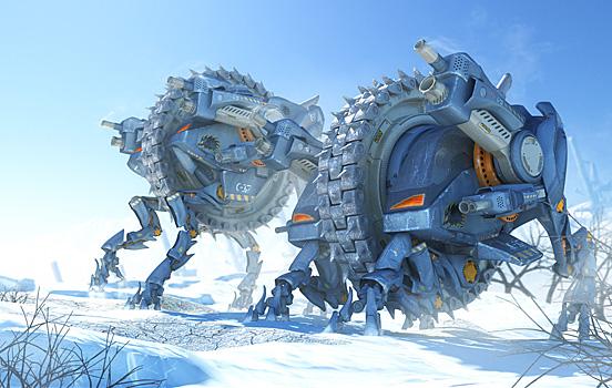 Design grafic 3D uimitor - Poza 20