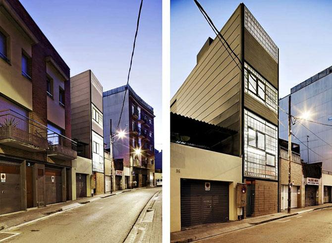 Compact pe 4 niveluri la Barcelona, cu Ferrolan LAB - Poza 1