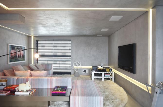 Apartament de DJ la Sao Paulo, de Guilherme Torres - Poza 2