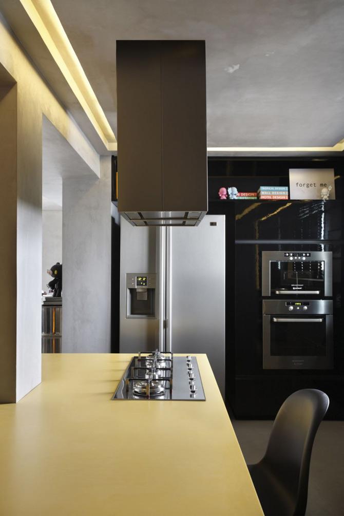 Apartament de DJ la Sao Paulo, de Guilherme Torres - Poza 6