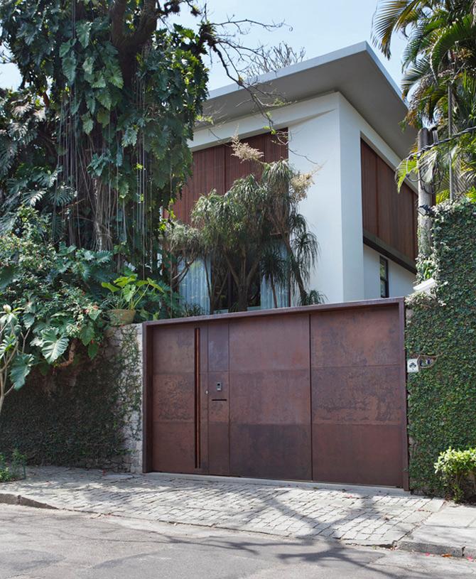 Lux la Rio: Casa Itiquira de Gisele Taranto - Poza 1