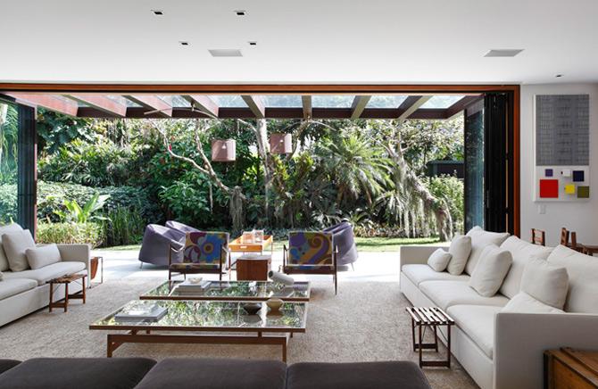 Lux la Rio: Casa Itiquira de Gisele Taranto - Poza 3