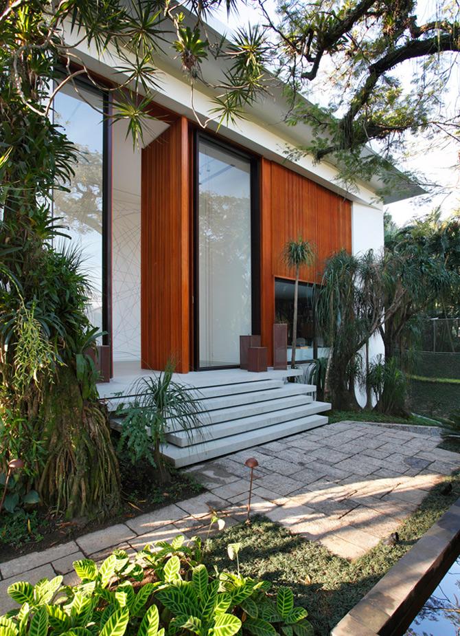 Lux la Rio: Casa Itiquira de Gisele Taranto - Poza 5