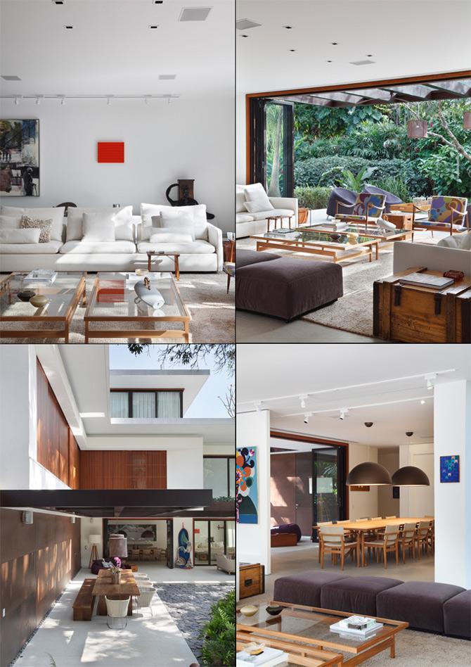 Lux la Rio: Casa Itiquira de Gisele Taranto - Poza 8