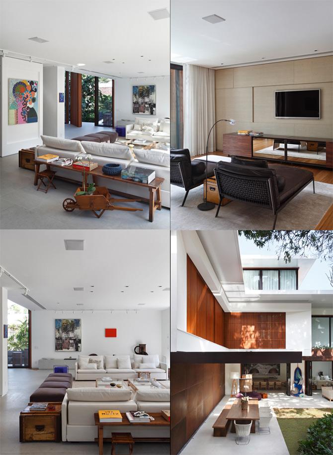 Lux la Rio: Casa Itiquira de Gisele Taranto - Poza 9