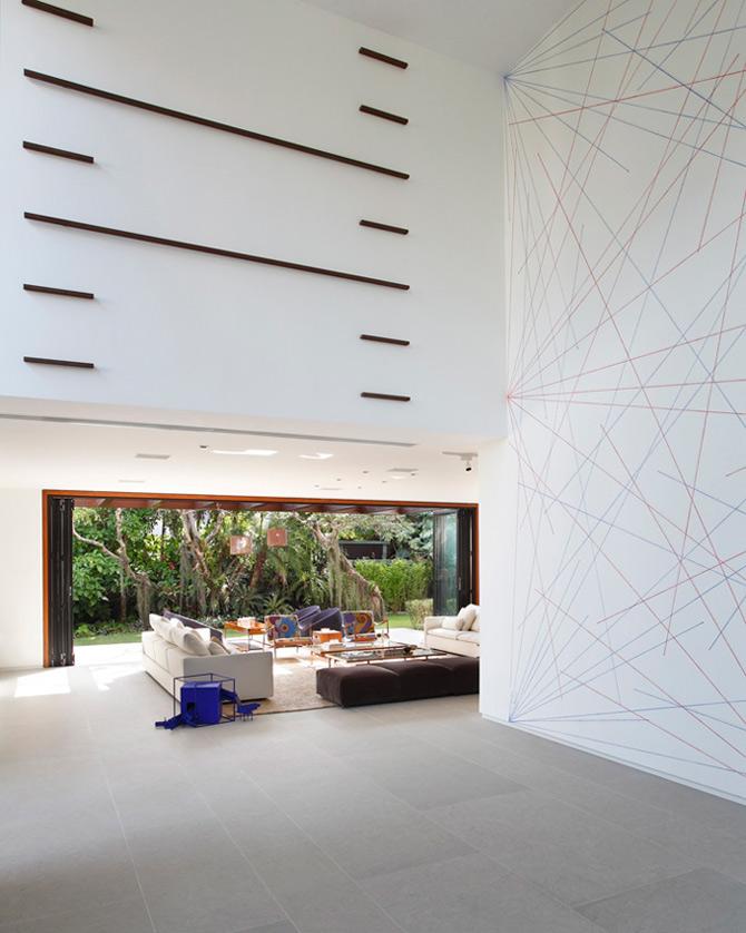 Lux la Rio: Casa Itiquira de Gisele Taranto - Poza 11