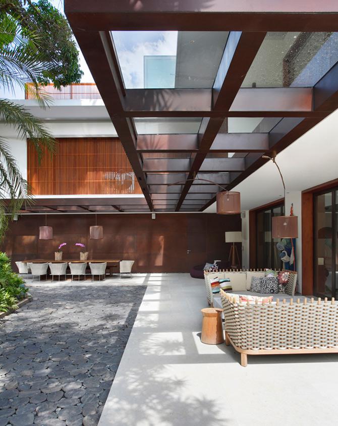 Lux la Rio: Casa Itiquira de Gisele Taranto - Poza 12