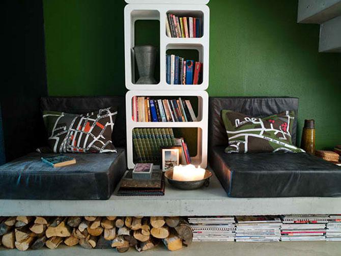 Mansarda de designer la Stockholm - Poza 2