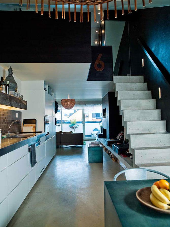 Mansarda de designer la Stockholm - Poza 4