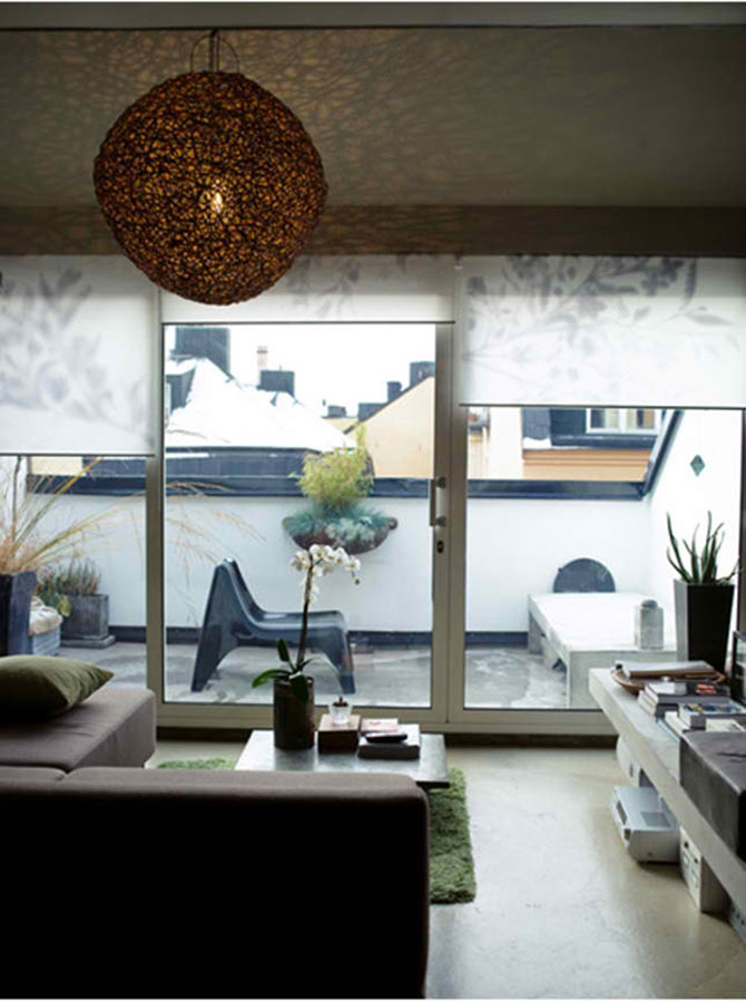 Mansarda de designer la Stockholm - Poza 5