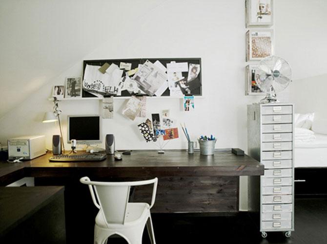 Mansarda de designer la Stockholm - Poza 8