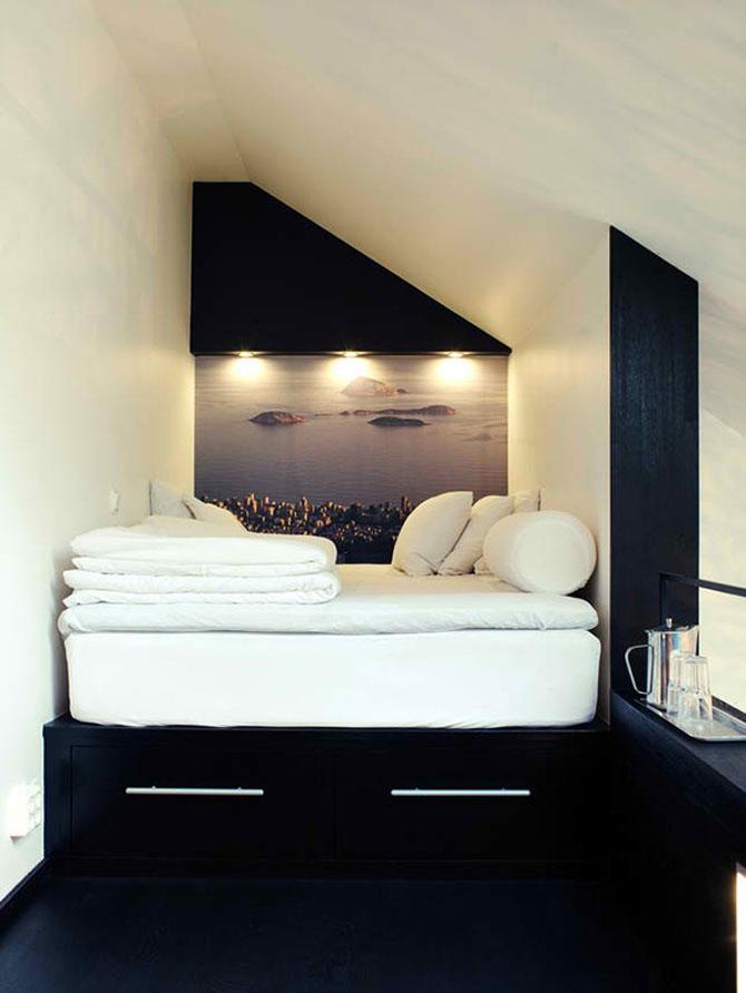 Mansarda de designer la Stockholm - Poza 9