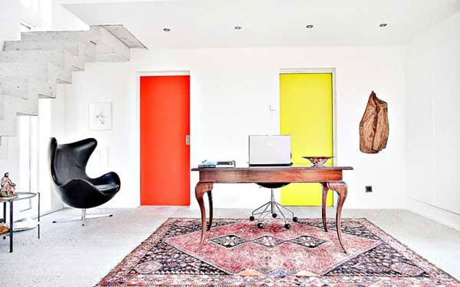 Casa omului de afaceri cu ochi pentru design - Poza 8