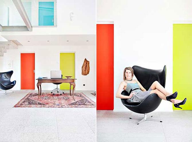 Casa omului de afaceri cu ochi pentru design - Poza 9