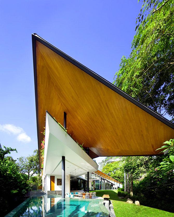 Casa inaripata din Singapore - Poza 2